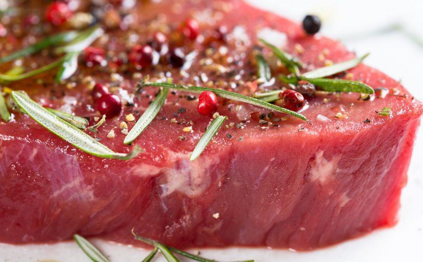 Tips para la manipulación de las carnes rojas