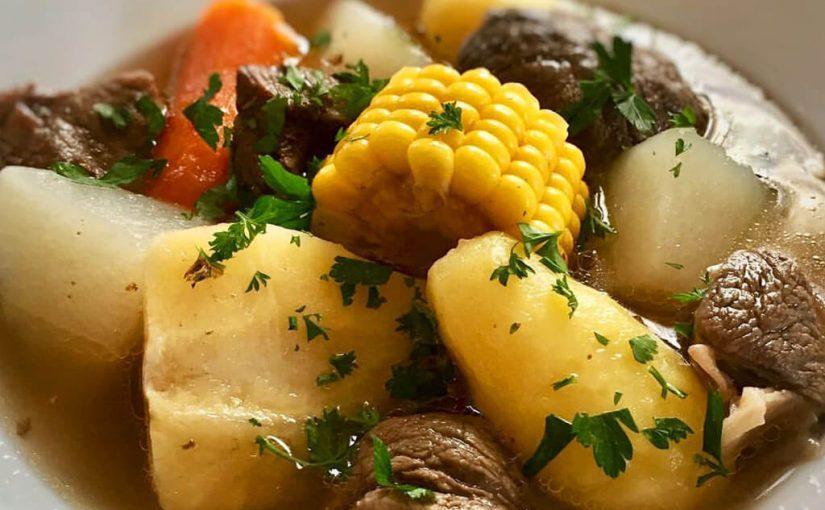 La cocina costarricense: La olla de carne