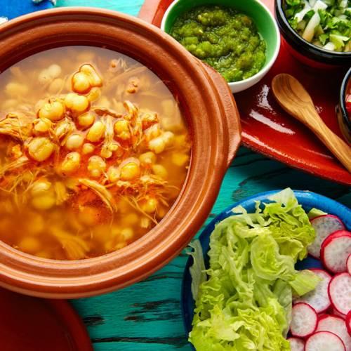 Receta típica costarricense: Pozol