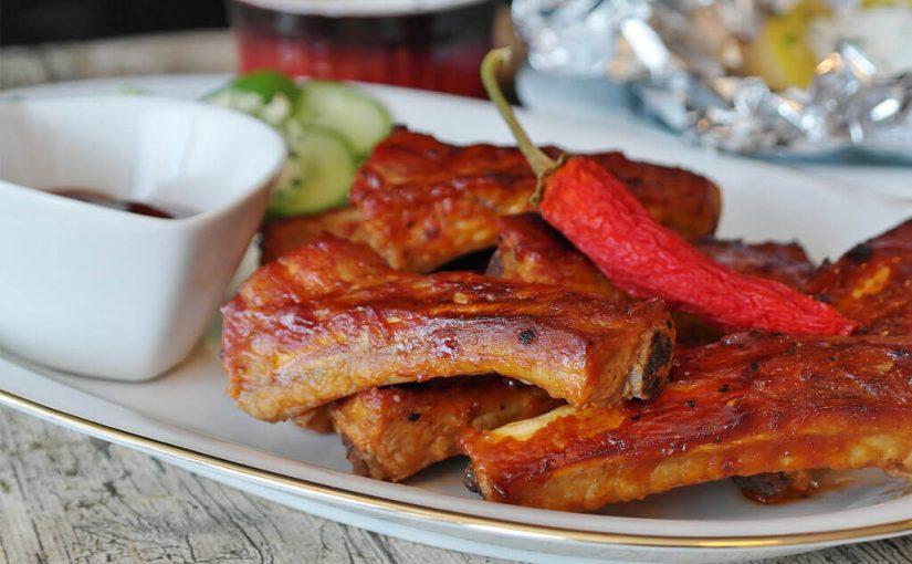 Salsas especiales para acompañar las carnes rojas