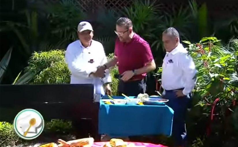 Chorizo parrillero para sus asados: conozca más en esta entrevista de Giros de Repretel