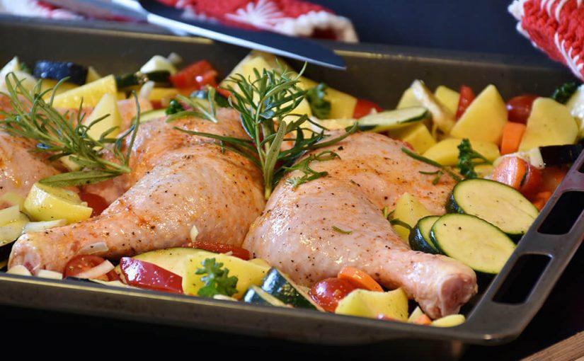 Consejos para manipular correctamente el pollo