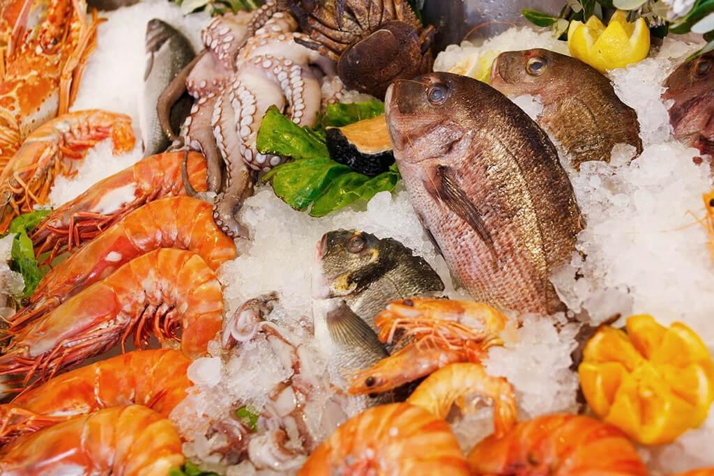Tips de manipulación de pescados y mariscos