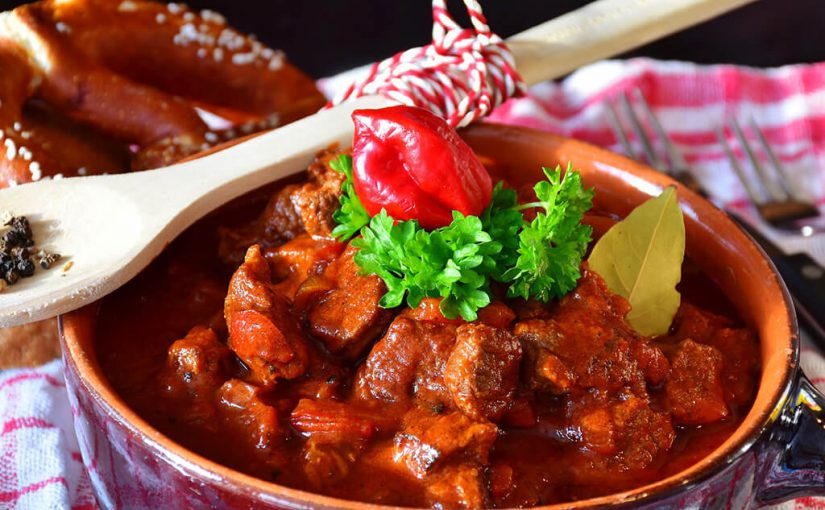 Carne en salsa: cocina típica costarricense