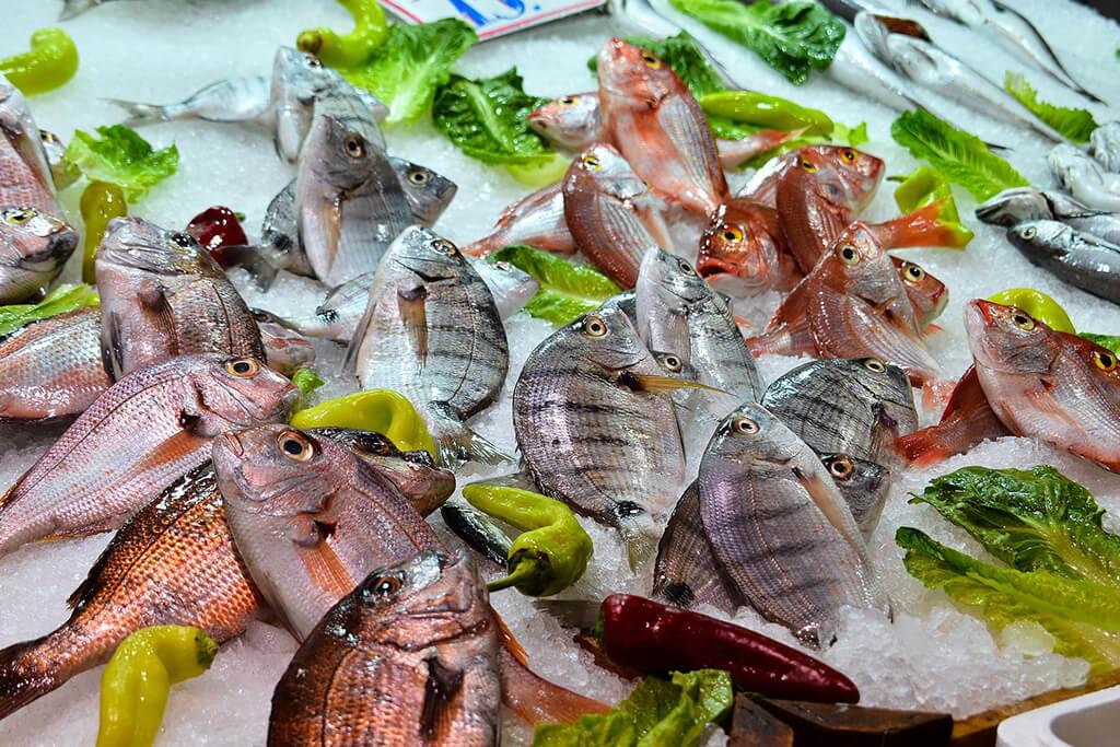 Mariscos y pescados - Cómo conservarlos adecuadamente