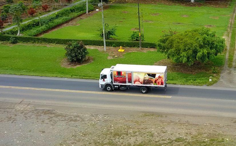 Nuevas rutas de distribución de carne en Orotina y Guápiles